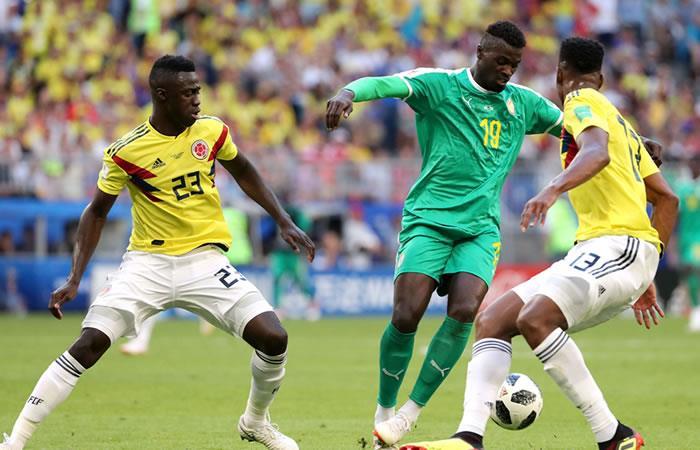 Colombia ganó, clasificó y estas fueron las fotos que nadie vio. Foto: EFE