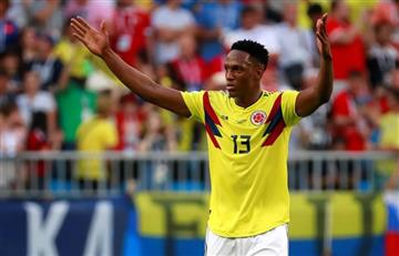 Selección Colombia: ¡Que grande Yerry Mina!