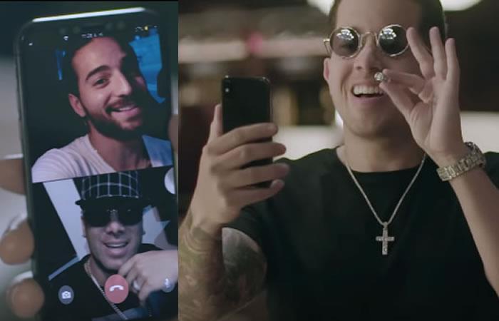 De la Ghetto, Maluma y Wisin estrenan video de 'Todo el amor'