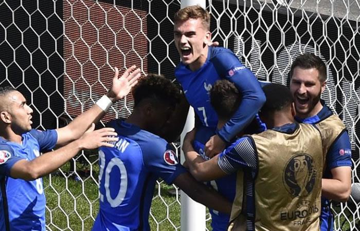 Francia vs Argentina,transmisión en vivo. Foto: AFP