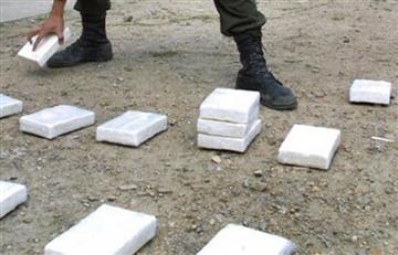 Incautan cinco toneladas de cocaína a disidentes de las FARC en Colombia