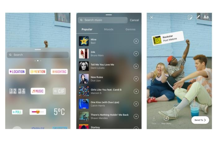 ¿Cómo añadir música a tus historias de Instagram?