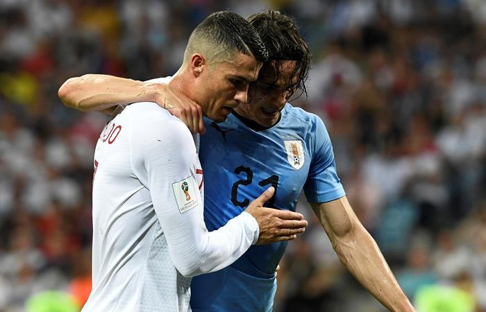 Cristiano Ronaldo y Portugal le dicen adiós al Mundial