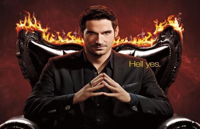 'Lucifer' tendrá cuarta temporada. Foto: Twitter.