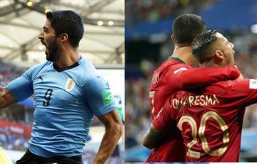 Uruguay vs Portugal: Transmisión EN VIVO online