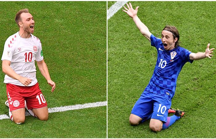 Croacia vs. Dinamarca: ¿A qué hora y por dónde ver el partido?