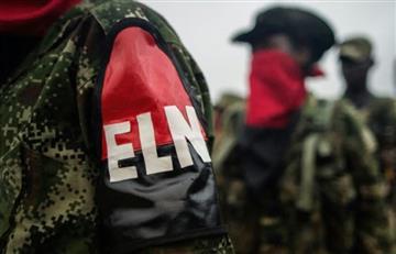 Ejército destruye un campo minado por el ELN