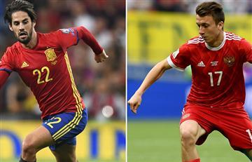 España vs. Rusia: ¿A qué hora y por dónde ver el partido?