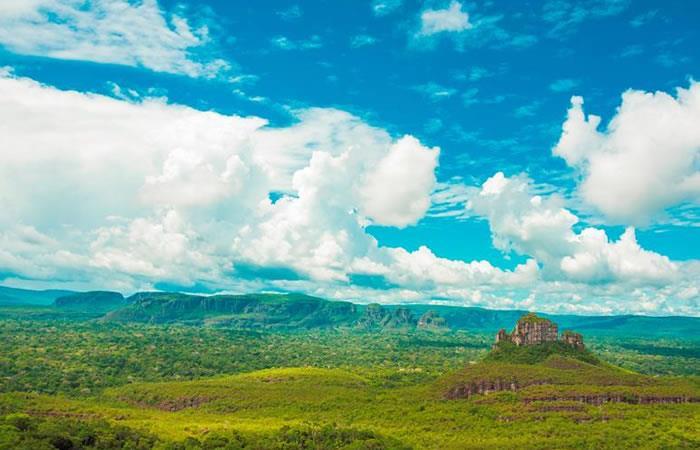 Parque de Chiribiquete es declarado Patrimonio de la Humanidad