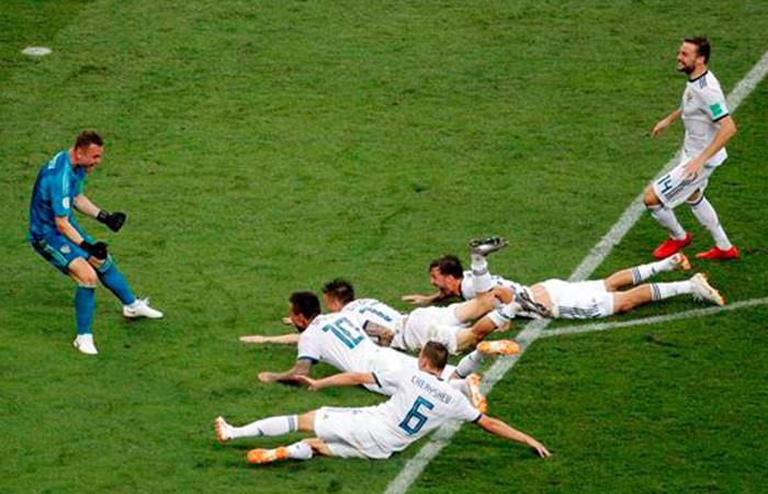 Rusia elimina a España y pasa a cuartos del Mundial