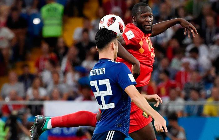 Resumen y goles del Bélgica - Japón del Mundial de Rusia 2018