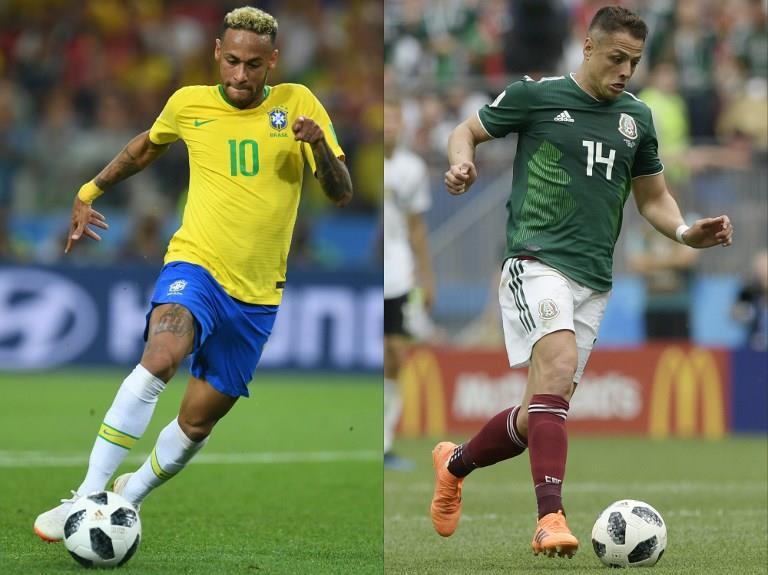 Basil vs. México. Foto: AFP