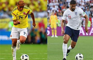 Colombia vs. Inglaterra: ¿A qué hora y dónde ver el partido?
