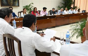 Gobierno y ELN reanudan diálogos de paz en La Habana