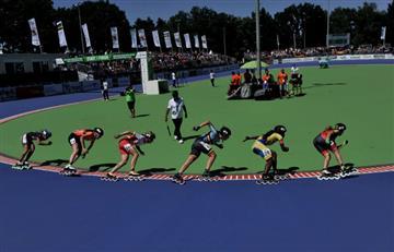 Mundial de Patinaje: Colombia gana cuatro medallas de oro