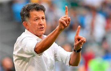 """Osorio: """"El árbitro favoreció totalmente a Brasil"""""""