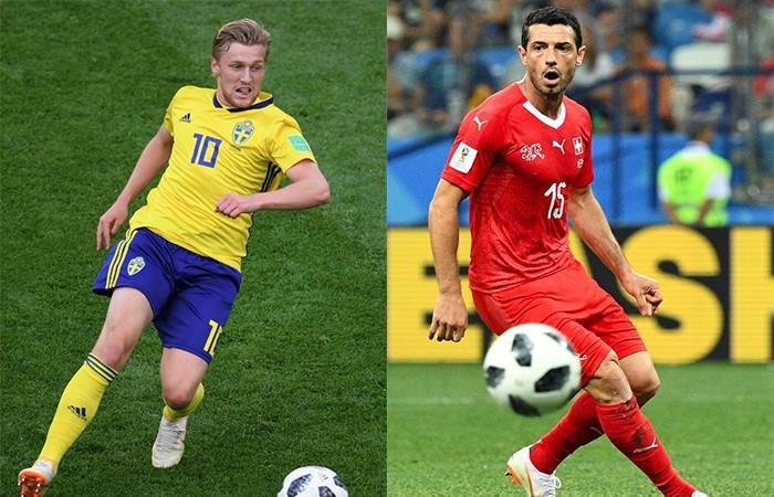 Suecia vs. Suiza: ¿A qué hora y dónde ver el partido?