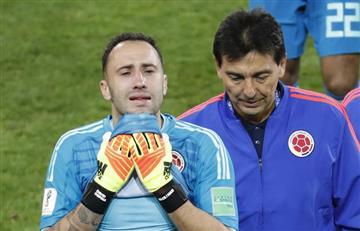 Caras tristes, así se despidieron los muchachos de Colombia del Mundial