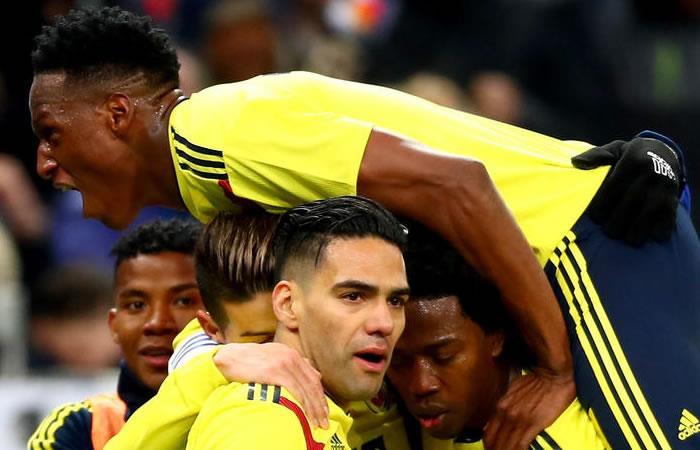 ¿Cómo le ha ido a Colombia enfrentando a Inglaterra?