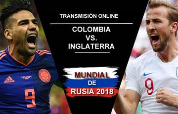 Colombia vs. Inglaterra: Transmisión EN VIVO online