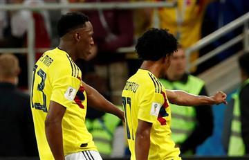 Selección Colombia: ¡Yerry Mina empata el partido!