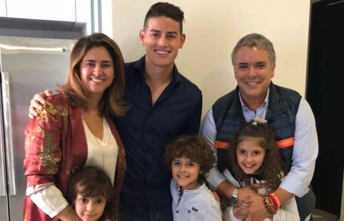 Selección Colombia: Con emotivo mensaje, Iván Duque envió todo su apoyo a James Rodríguez
