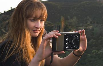 ¿Un teléfono con nueve cámaras?