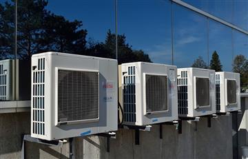 Uso creciente de aire acondicionado agrava la contaminación atmosférica