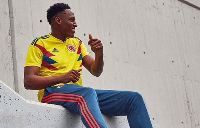 ¡Yerry Mina pone a bailar a toda Colombia!