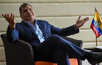 Ecuador pide prisión preventiva para Rafael Correa por secuestro