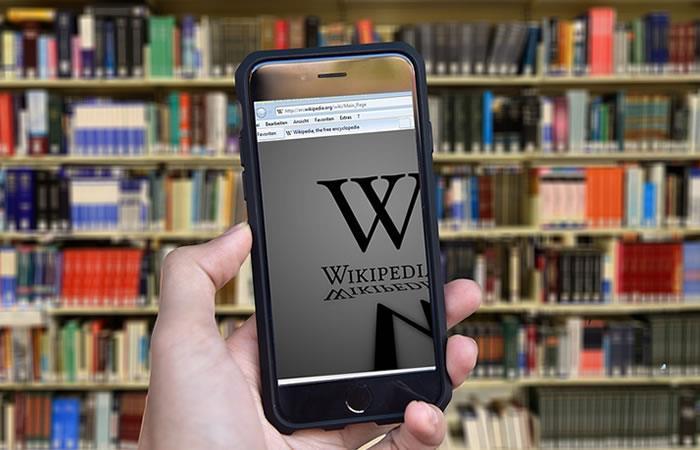 Wikipedia cierra temporalmente sus operaciones. Foto: Pixabay
