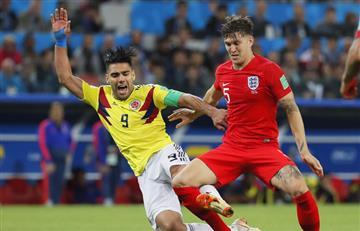 """""""Colombia es el equipo más sucio al que me he enfrentado"""", defensor de Inglaterra"""