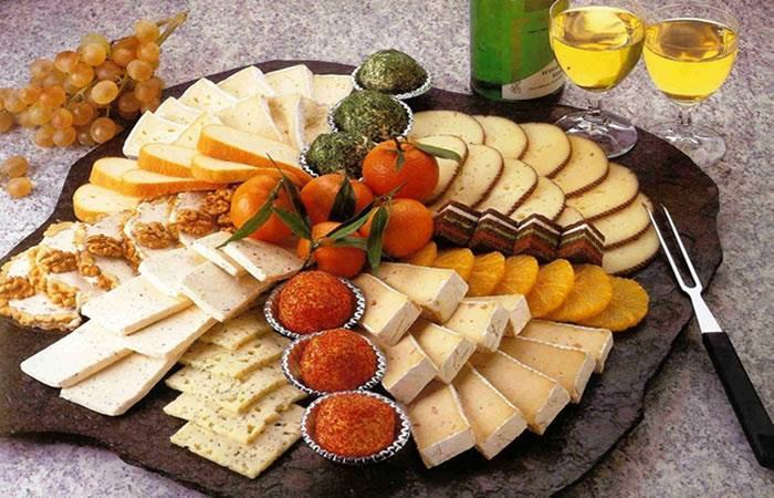 ¿Cómo armar una buena tabla de quesos?