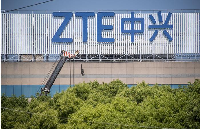 ZTE retoma algunas de sus operaciones. Foto: AFP