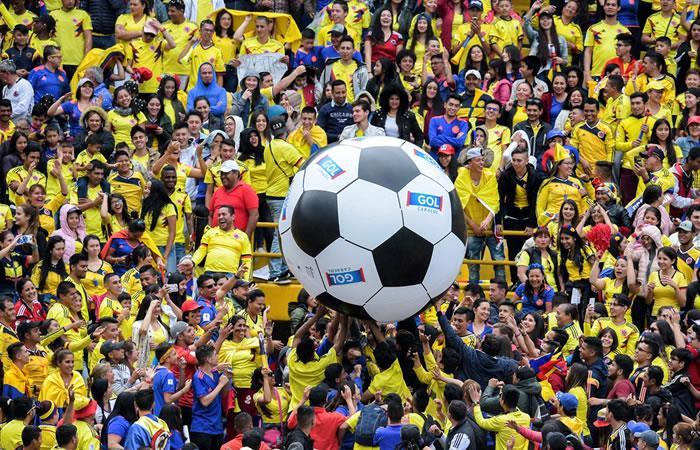Selección Colombia: Lo que nadie vio de su bienvenida en Bogotá