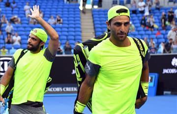 Cabal y Farah en los octavos de final de Wimbledon
