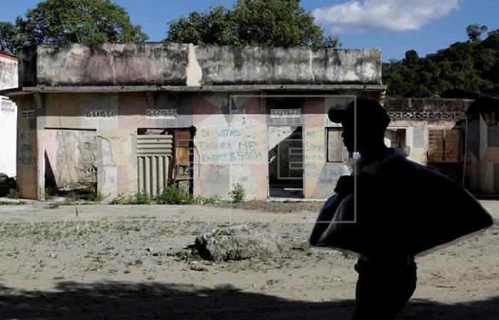 El Salado: Corte Suprema ratifica condena contra oficial Pita Vásquez