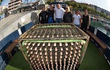 Los vinos submarinos, una tendencia en alza
