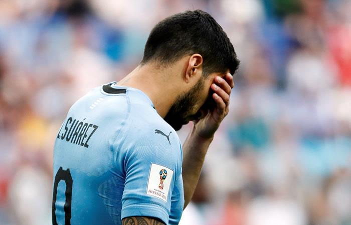 Uruguay perdió ante Francia y se despidió del Mundial de Rusia 2018