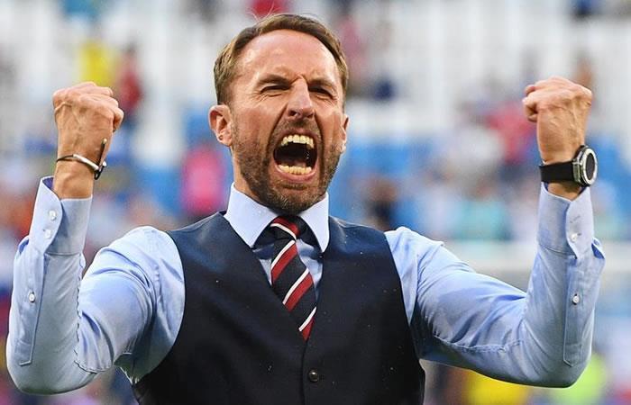 Inglaterra eliminó a Suecia y ya está en la semifinal