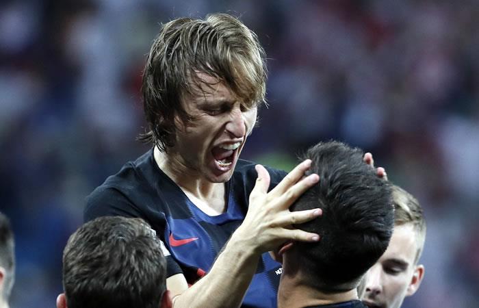 Rusia y Croacia van por un cupo a la semifinal del Mundial de Rusia 2018. Foto: EFE