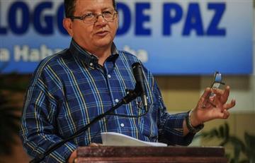 Internan de urgencia a Pablo Catatumbo, del partido FARC