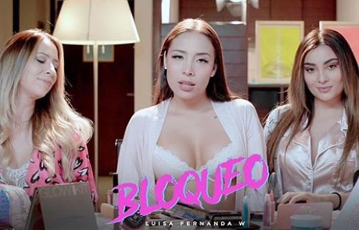 Luisa Fernanda W ama a Legarda y agradece a sus 'haters'