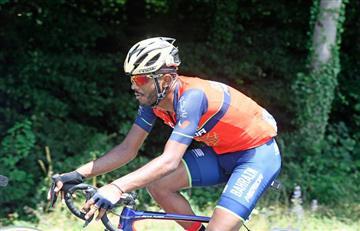 Tour de Francia: El etíope Tsgabu Grmay es el primer ciclista en abandonar la competencia