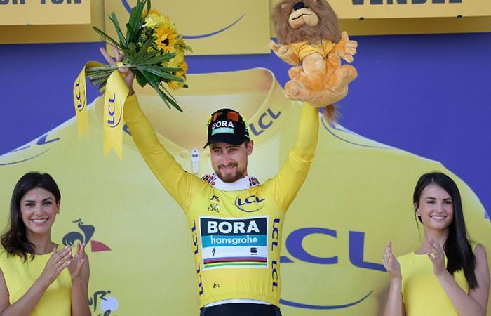 Tour de Francia: 'No será fácil mantener la camisa amarilla': Peter Sagan