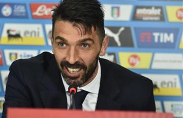"""Buffon: """"Tengo 40 años, pero estoy en un excelente estado físico y mental"""""""