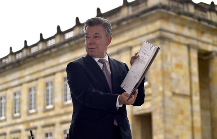 Colombia ya cuenta con el 'Estatuto de la Oposición'