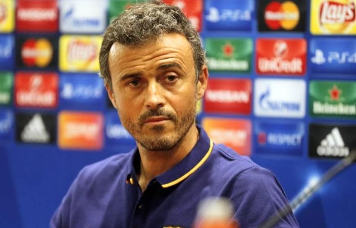 Luis Enrique dirigirá a la selección de España. Foto: EFE