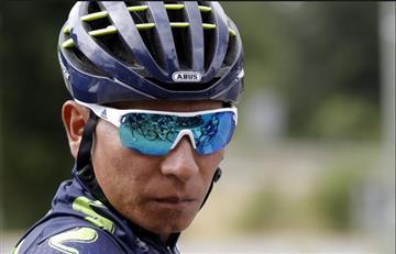 """Nairo Quintana: """"Hay que esperar que llegue la montaña"""""""