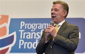 Santos sancionará el 'Estatuto de la Oposición' este lunes